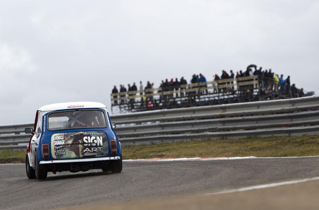 2 oktober 2016 British Race Festival Circuit Park Zandvoort. Fotos© Chris Schotanus