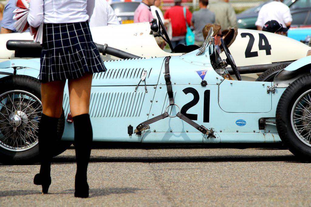 Zandvoort 08-09.07.2017 British Race Festival Circuit Zandvoort. Foto: chris Schotanus